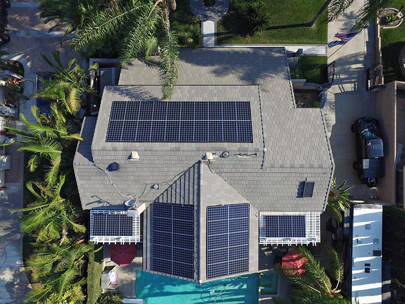 Recessed Solar Projects