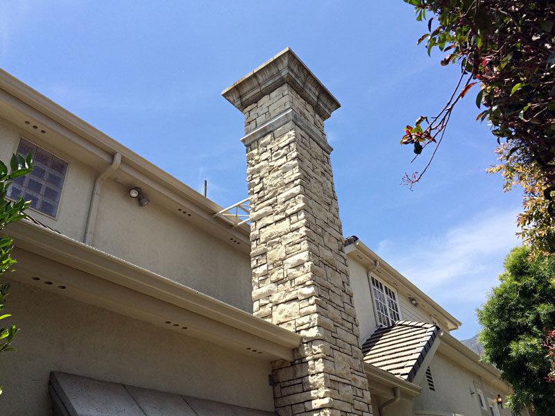 Rain gutters and roofing project by t g roofing and for T g roofing