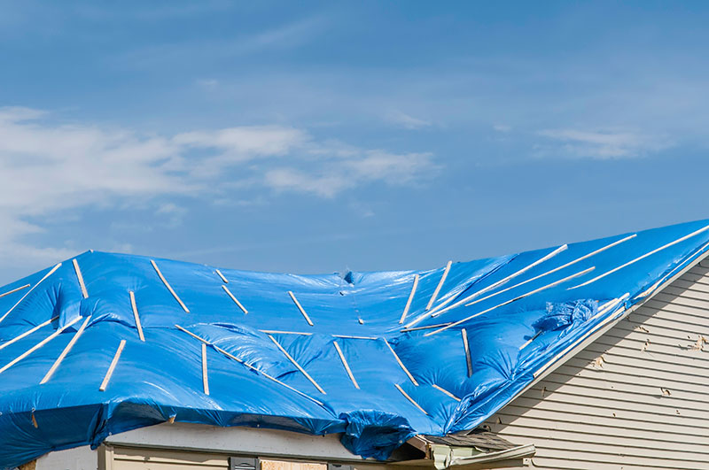 Emergency services offered by t g roofing and solar for T g roofing