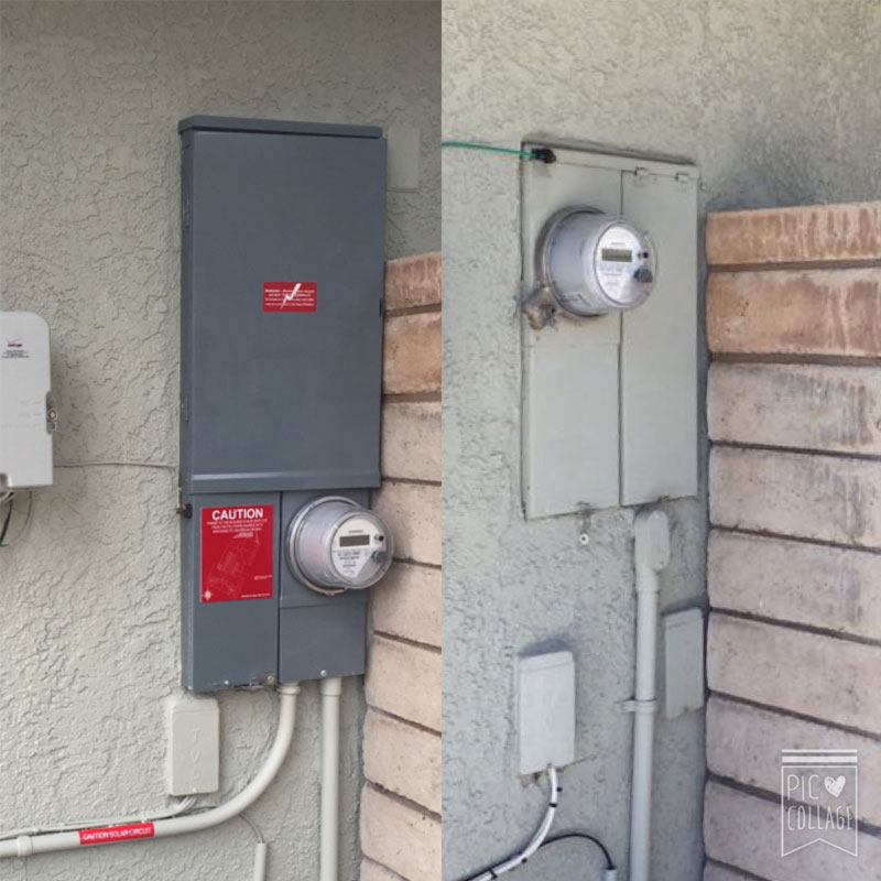 Main Electric Panel Upgrade Project By T  U0026 G Roofing And